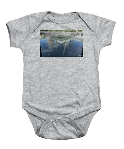 A Place For Reflection Baby Onesie