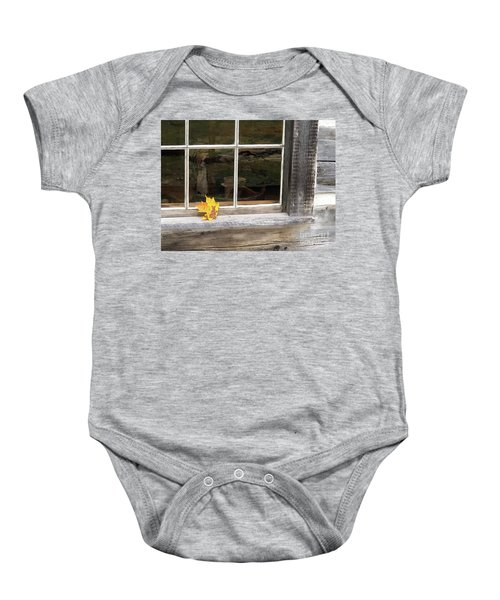 A Thoughtful Moment  Baby Onesie