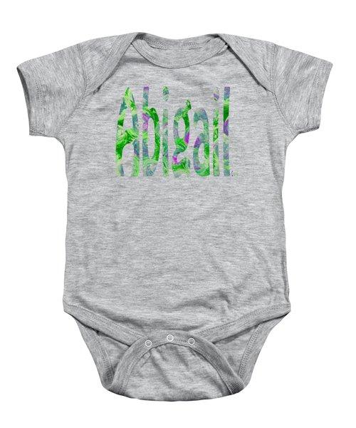 Abigail Baby Onesie