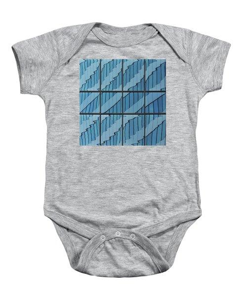 Abstritecture 39 Baby Onesie