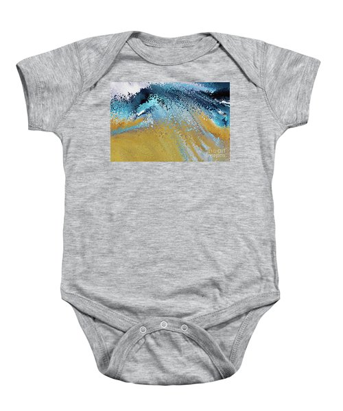 Acts 22 16. Why Are You Waiting Baby Onesie