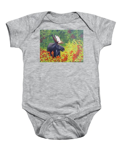 Afternoon Munch Baby Onesie