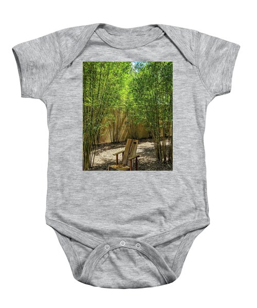 All By Myself Baby Onesie