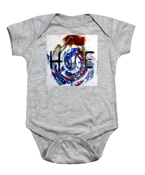 America Baby Onesie