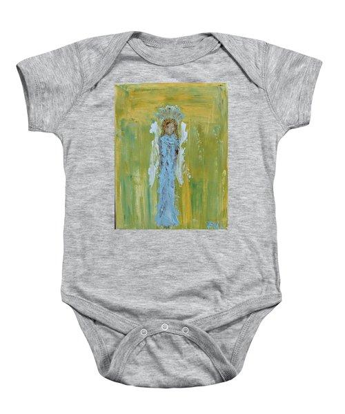 Angel Of Vision Baby Onesie