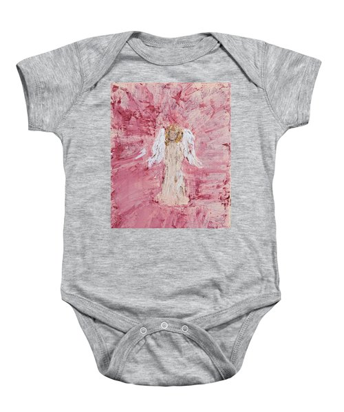 Angel Was Lost But Now Is Found  Baby Onesie