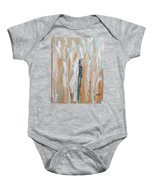Angels In The Midst Of Every Day Life Baby Onesie