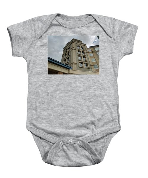 Architecture In The Clouds Baby Onesie