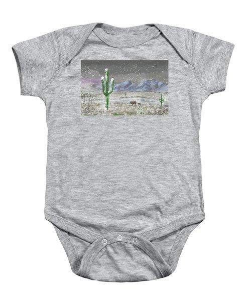 Arizona Blizzard Baby Onesie