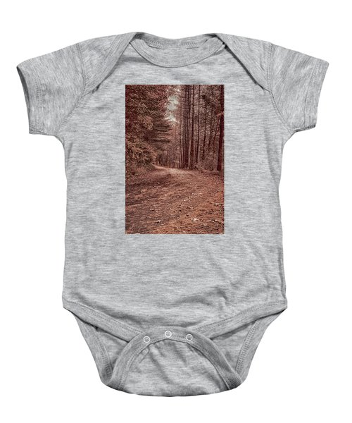 Around The Corner Baby Onesie