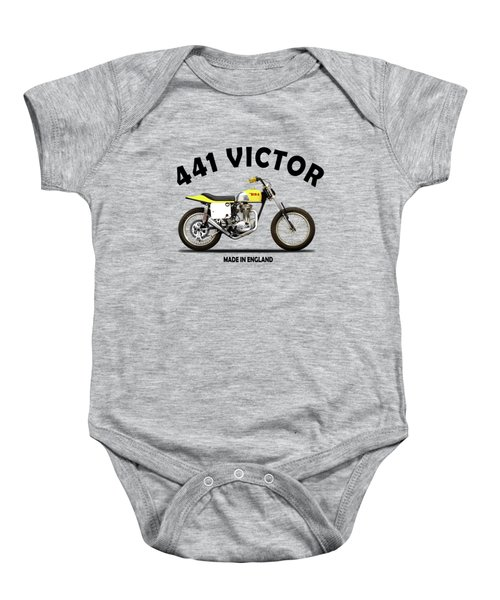 The Bsa 441 Victor Baby Onesie