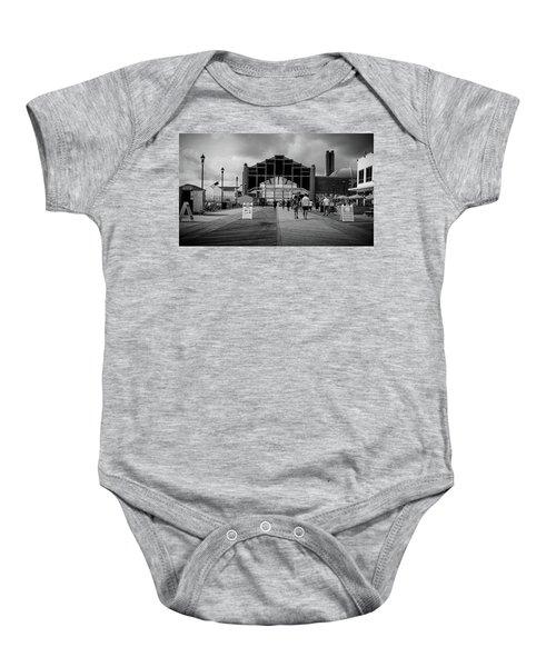 Asbury Park Boardwalk Baby Onesie