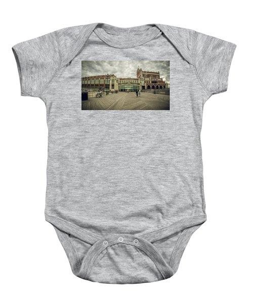 Asbury Park Convention Hall Baby Onesie