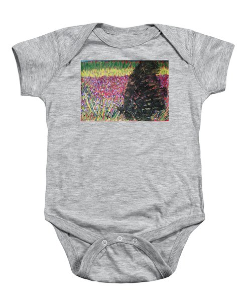 Be Careful With The Voiceless Baby Onesie
