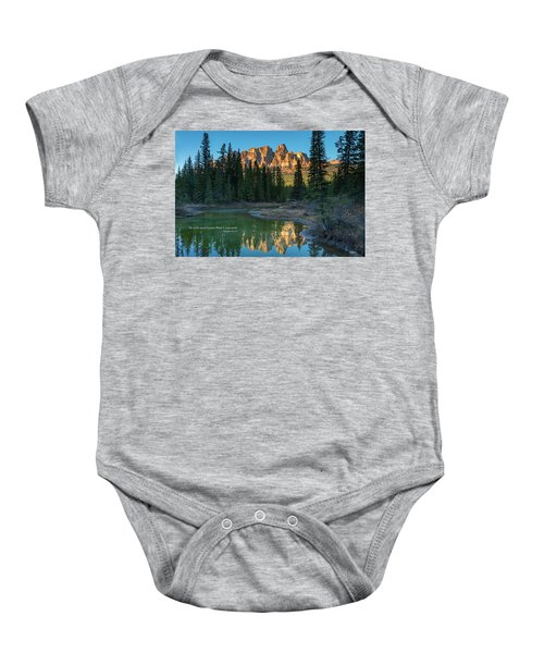 Be Still Baby Onesie