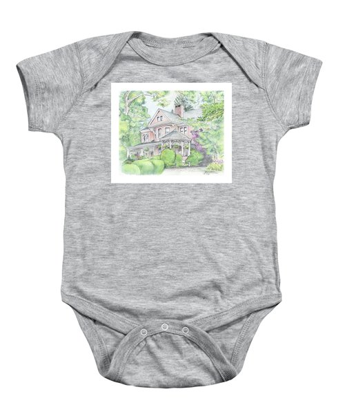 Beaufort House Baby Onesie