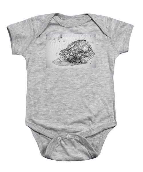 Bent And Twisted Baby Onesie