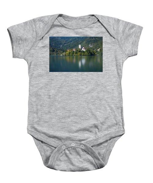 Bled Island Baby Onesie