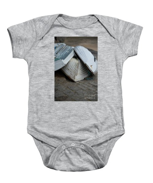 Boats St Ives Baby Onesie
