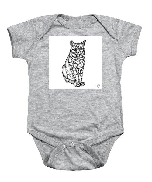 Bobcat Baby Onesie
