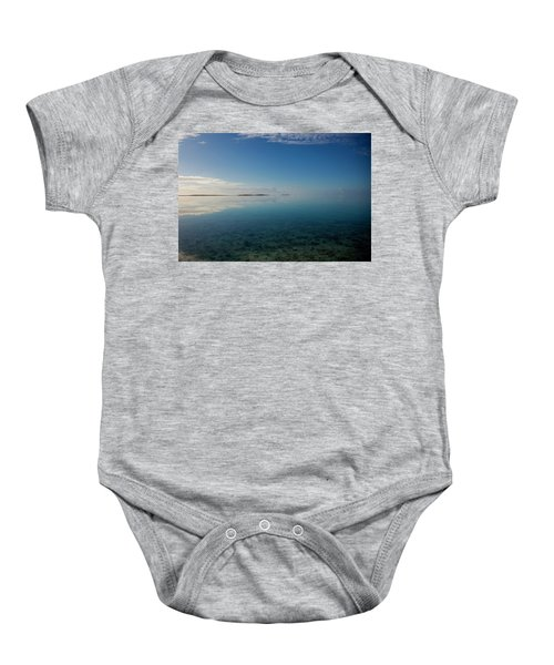 Bonefish Flats, Great Exuma Baby Onesie