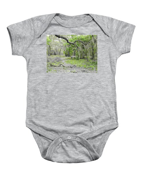 Branching Out Baby Onesie