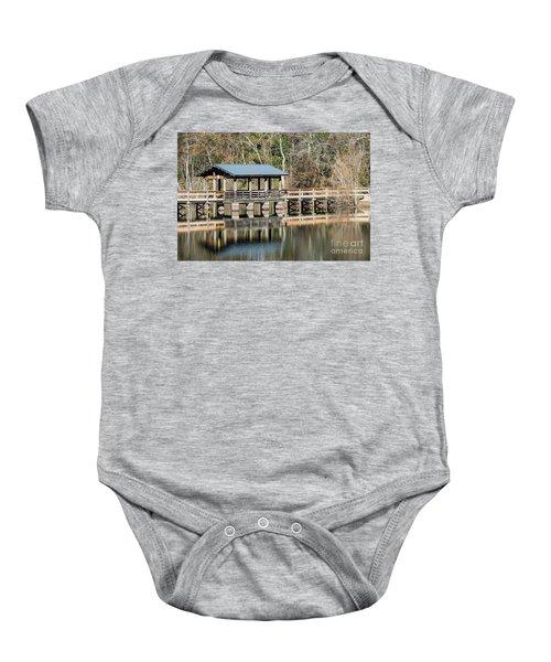 Brick Pond Park - North Augusta Sc Baby Onesie