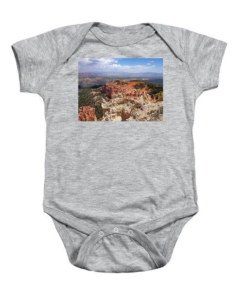 Bryce Canyon High Desert Baby Onesie