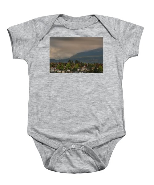 Burnaby Mountain Baby Onesie