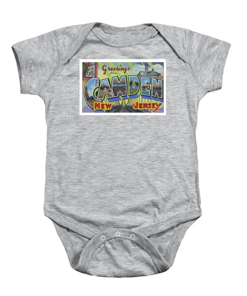 Camden Greetings Baby Onesie