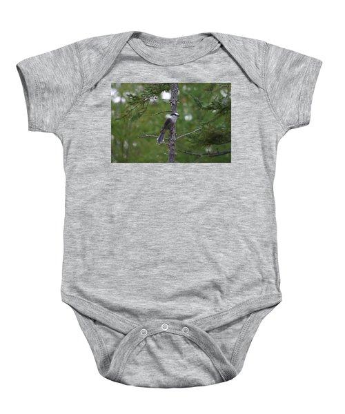 Canada Jay 101305 Baby Onesie