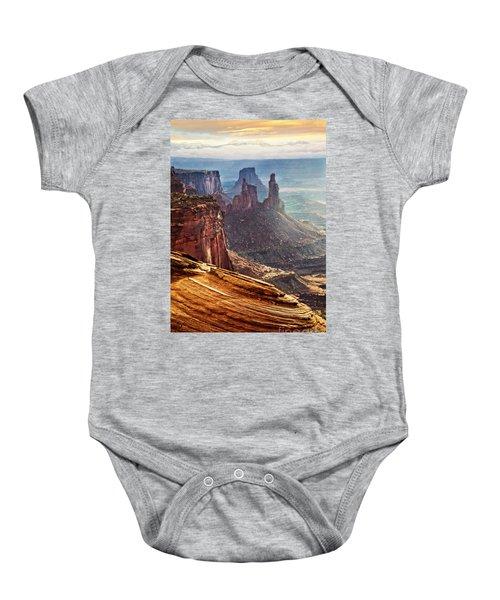 Canyonlands Baby Onesie