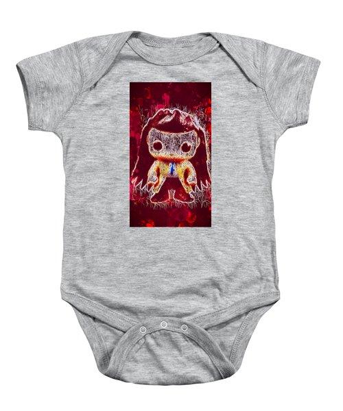Castiel Supernatural Pop Baby Onesie