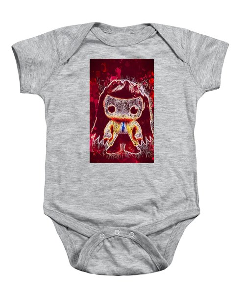 Castiel Supernatural Pop Baby Onesie