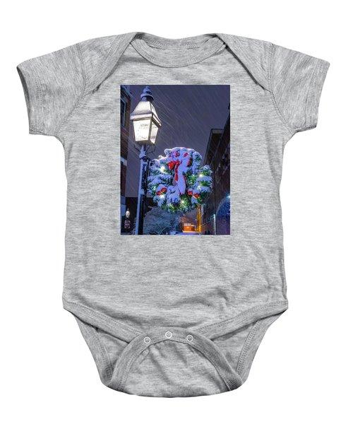 Celebrate The Season Baby Onesie
