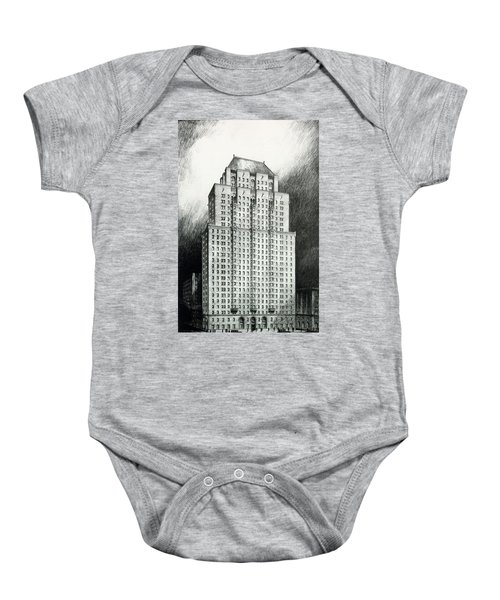 Chateau Crillon Baby Onesie