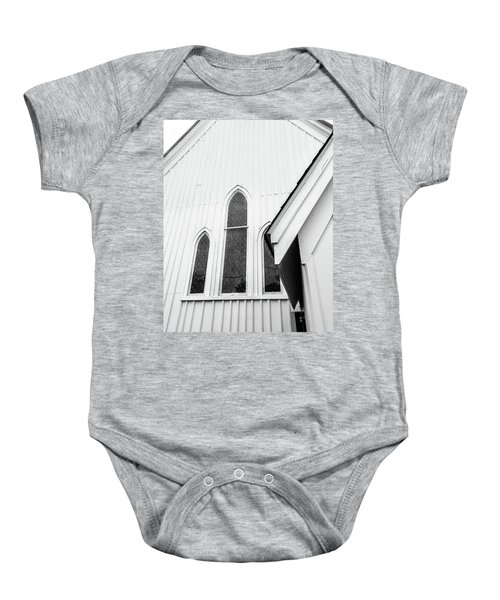 Church Detail  Baby Onesie