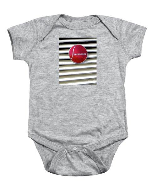 Classic Studebaker Logo Baby Onesie
