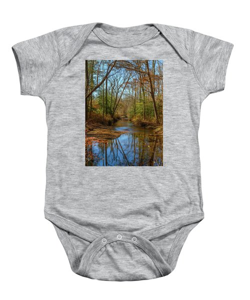 Clear Path Baby Onesie