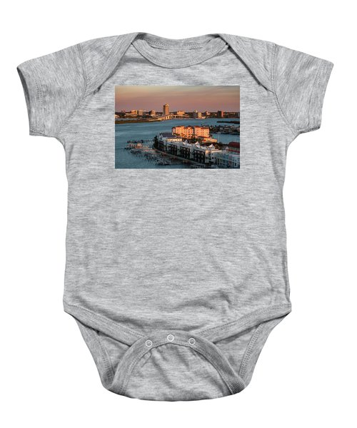 Clearwater Evening Baby Onesie