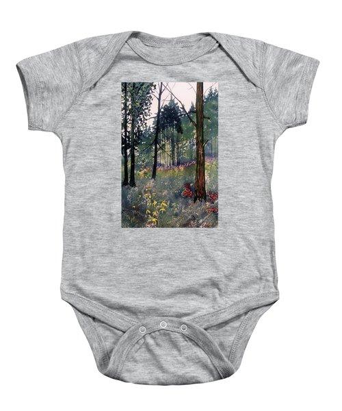 Codbeck Forest Baby Onesie