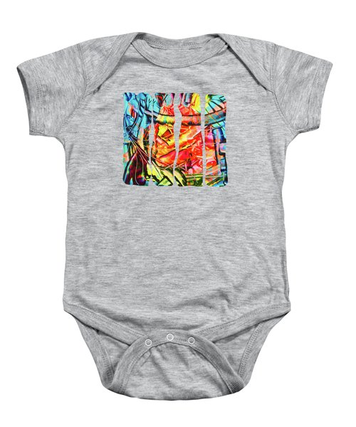 Colorful Dream Baby Onesie