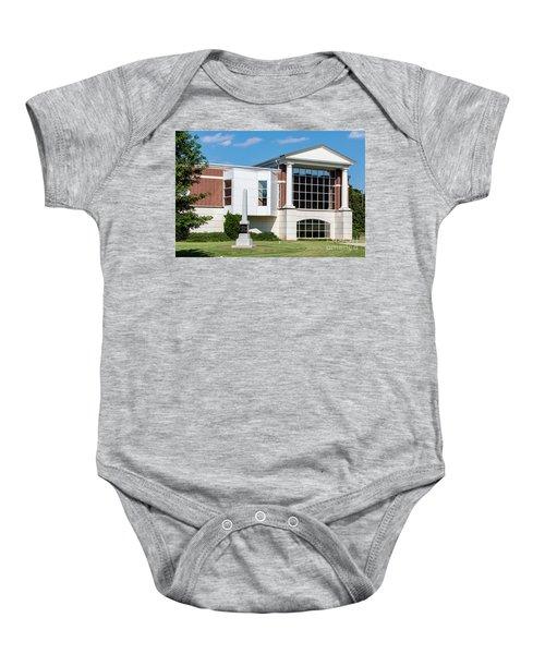 Columbia County Main Library - Evans Ga Baby Onesie