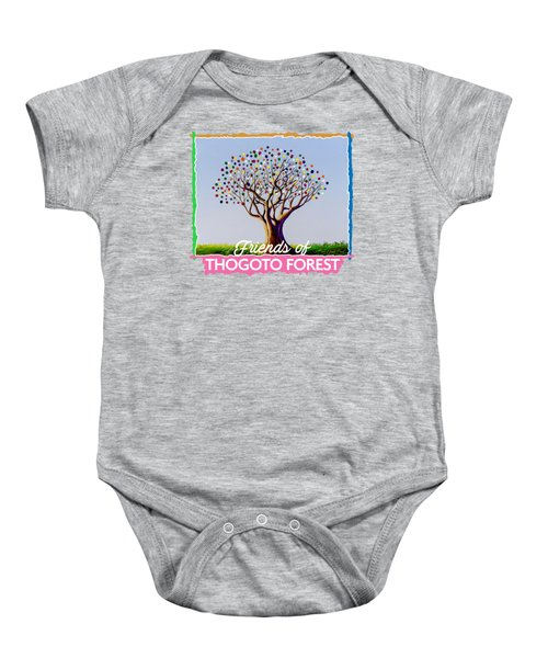 Community Tree Baby Onesie