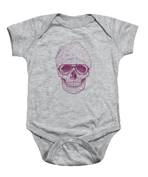 Cool Skull Baby Onesie