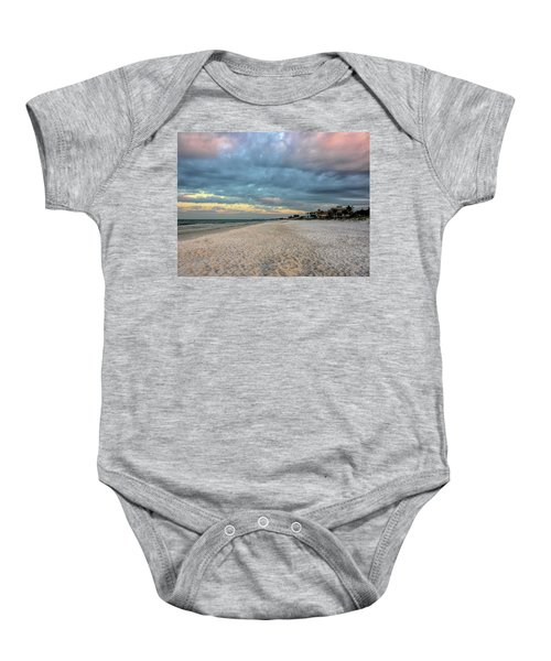 Cotton Candy Sky Baby Onesie
