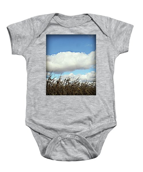 Country Autumn Cuves 5 Baby Onesie