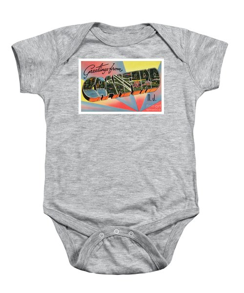 Cranford Greetings Baby Onesie