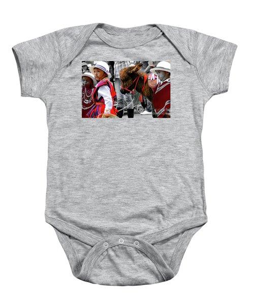 Cuenca Kids 1166 Baby Onesie