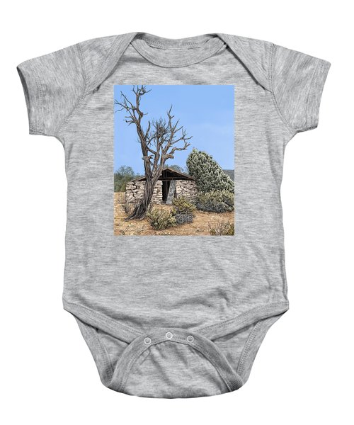 Decay Of Calamity The Half Life Of A Dream Baby Onesie